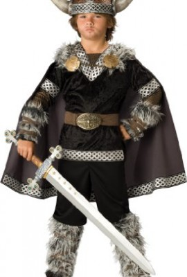 InCharacter Costumes, LLC Boys 2-7 Viking Warrior Tunic Set