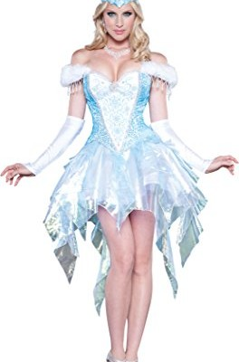 InCharacter Costumes Women's Sexy Snow Queen