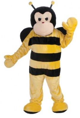 Forum Deluxe Plush Bee Mascot Costume