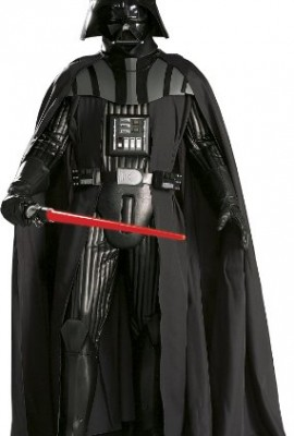 Rubie's Costume Men's Star Wars Collector Supreme Edition Darth Vader Costume