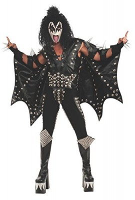 Rubie's Costume Men's Kiss Demon Deluxe Costume Boots