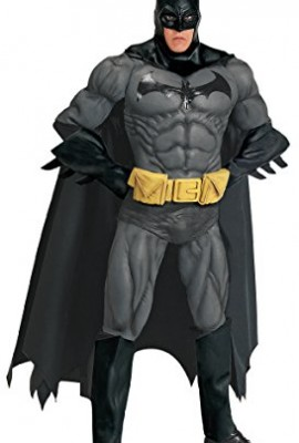 Rubie's Costume Co Men's DC Comics Collector Batman Costume