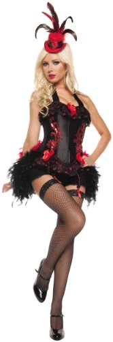Mystery House French Cabaret Costume