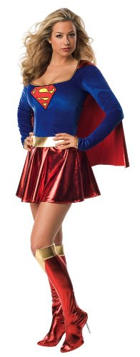 DC Comics Secret Wishes Supergirl Costume